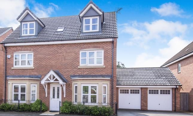 Thumbnail Detached house for sale in Harrow Place, Leicester