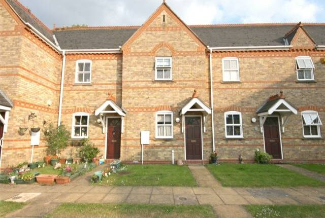 Thumbnail Terraced house to rent in Lavenham Court, Botolph Green, Peterborough