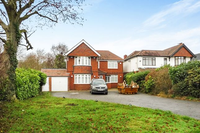 Thumbnail Detached house for sale in The Fordrift, Marston Green, Birmingham