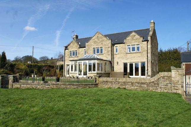 Detached house for sale in Ashover Road, Kelstedge, Derbyshire