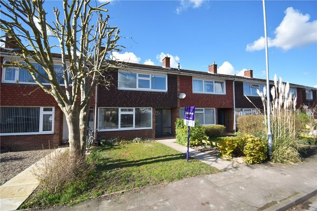 Thumbnail Terraced house to rent in Derwent Close, Cambridge