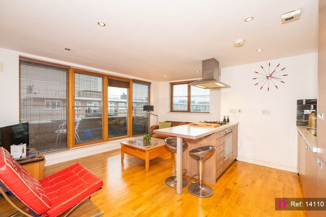 Thumbnail Flat to rent in Wolverley Street, London