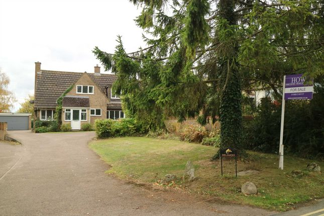 Thumbnail Detached house for sale in Bakers Lane, Stoke Bruerne, Towcester