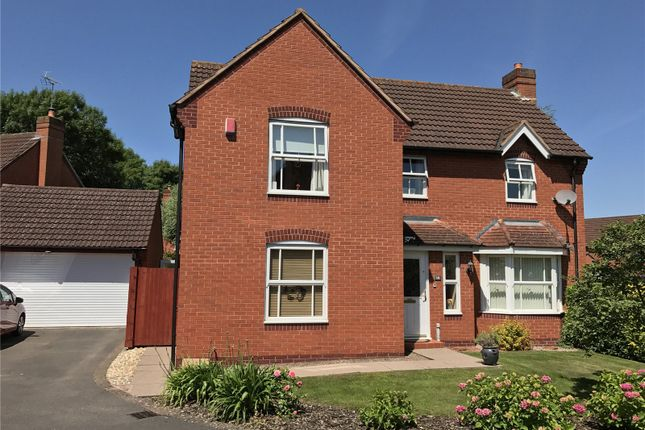 Thumbnail Detached house for sale in Kaskelot Way, Hempstead, Gloucester