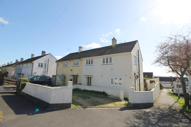 Thumbnail End terrace house to rent in Blakemere Crescent, Cosham, Portsmouth