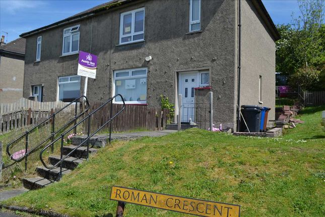 Main Picture of Roman Crescent, Old Kilpatrick, Glasgow G60