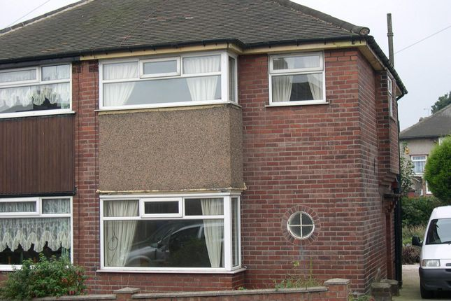 Thumbnail Semi-detached house to rent in Sharrard Grove, Intake, Sheffield