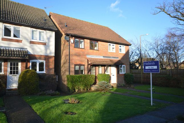 Thumbnail Semi-detached house to rent in Lollards Close, Amersham