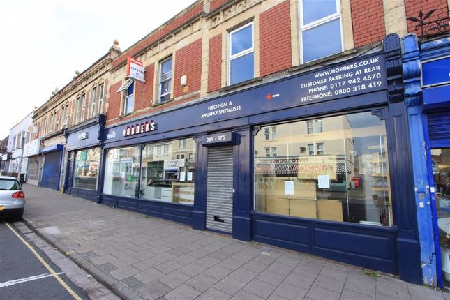 Thumbnail Retail premises to let in Gloucester Road, Horfield, Gloucester Road, Bristol, Bristol