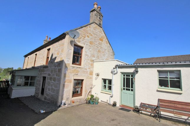 Thumbnail Detached house for sale in North Road, Forres