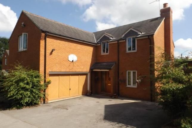 Thumbnail Detached house for sale in Mill Pool Lane, Barbridge, Nantwich, Cheshire