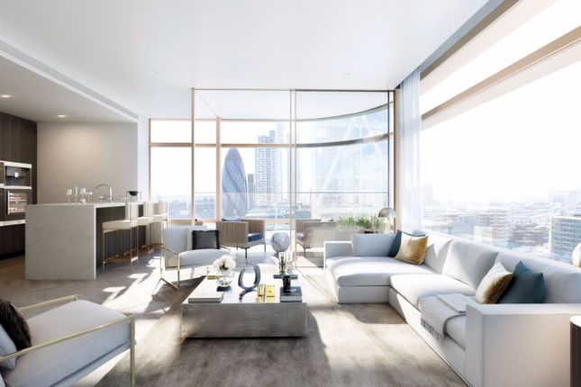 Thumbnail Flat for sale in Principal Tower, Worship Street, London