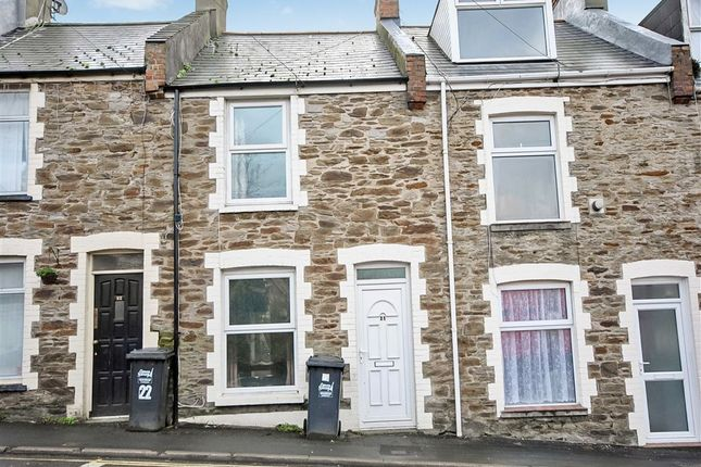 Thumbnail Terraced house for sale in Marlborough Road, Ilfracombe