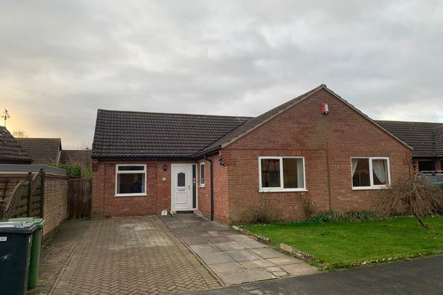Thumbnail Detached bungalow for sale in Diana Way, Caister-On-Sea, Great Yarmouth