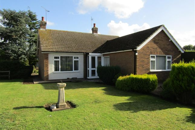 Thumbnail Bungalow for sale in Station Road, Walkeringham, Doncaster