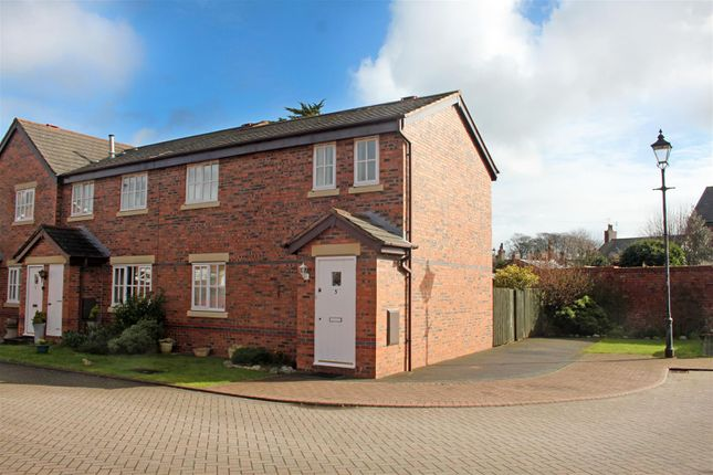 3 bed end terrace house for sale in Ely Mews, Churchtown, Southport