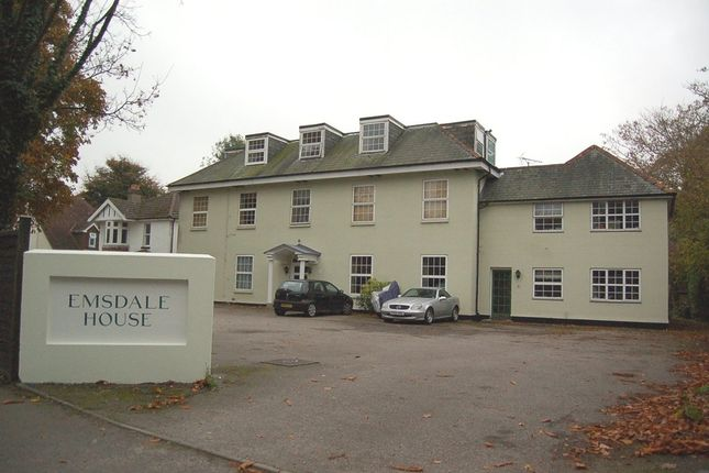 Thumbnail Flat for sale in Havant Road, Emsworth