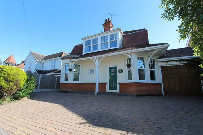 Thumbnail Detached house for sale in Great Wheatley Road, Rayleigh