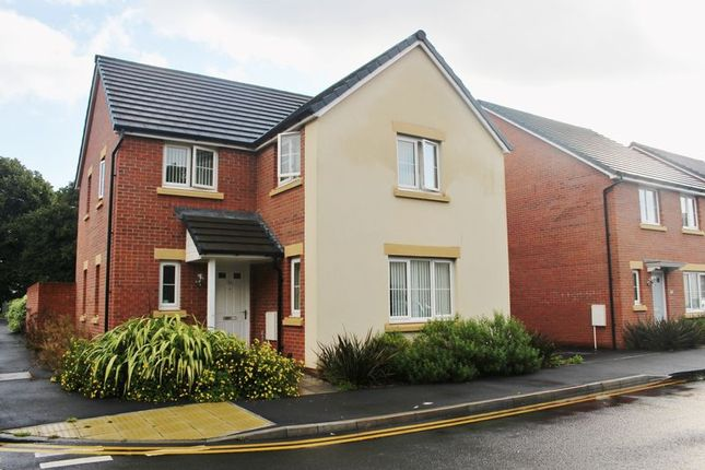Thumbnail Detached house to rent in Andrews Road, Llandaff North, Cardiff
