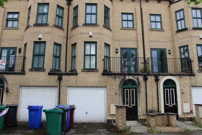 Thumbnail Property to rent in Denison Road, Manchester
