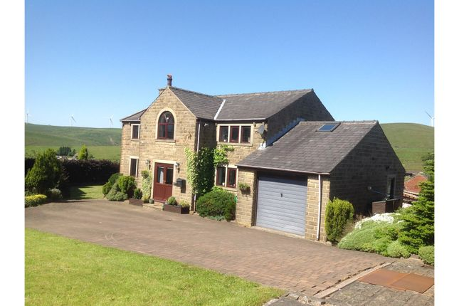 Thumbnail Detached house for sale in Sourhall Court, Todmorden