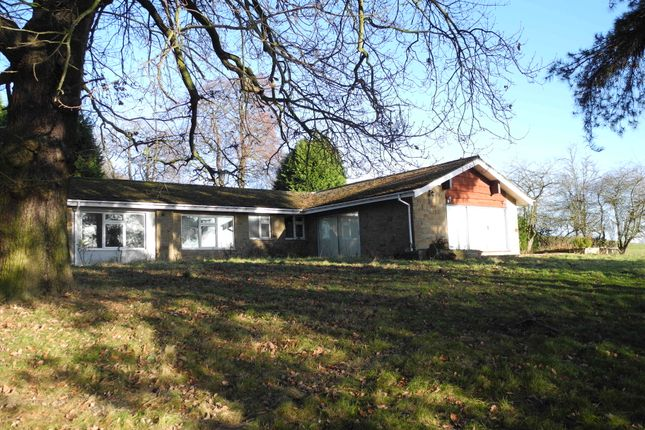 Thumbnail Detached bungalow for sale in Stainborough Lane, Hood Green, Barnsley