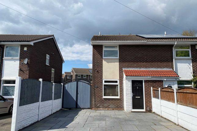2 bed semi-detached house for sale in Tern Close, Shevington Park L33
