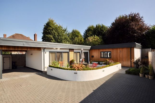 Thumbnail Detached bungalow for sale in Gordons Close, Taunton