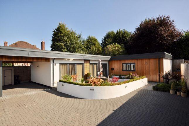 Thumbnail Detached bungalow for sale in Gordons Close, Taunton