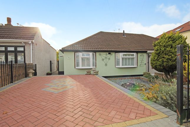 Thumbnail Bungalow for sale in Cornwall Avenue, South Welling, Kent