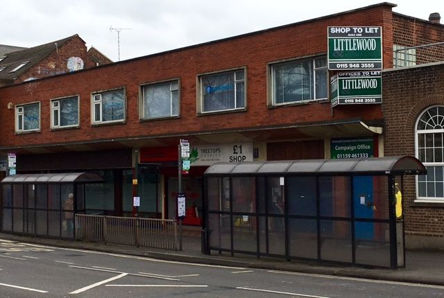 Thumbnail Office to let in Derby Road, Long Eaton Derbyshire