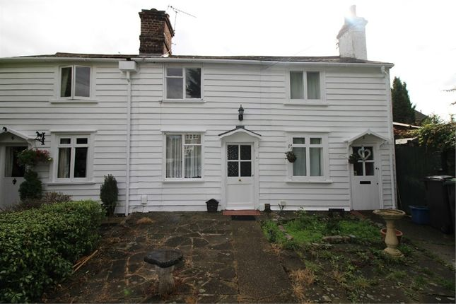 Thumbnail Terraced house to rent in Broomstick Hall Road, Waltham Abbey, Essex