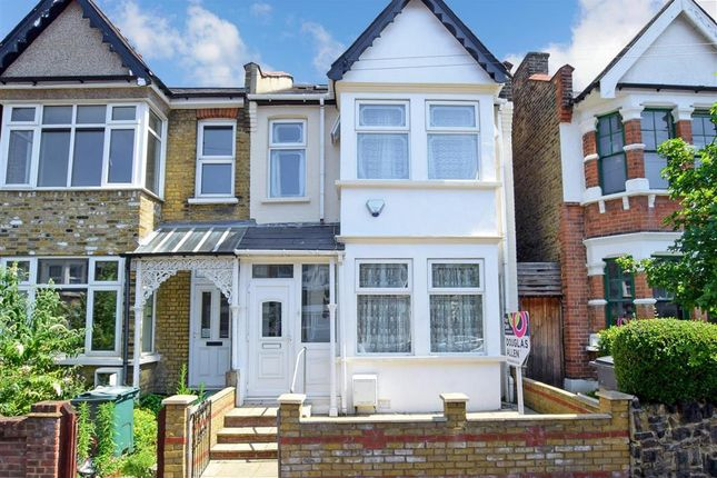 Thumbnail End terrace house for sale in Castleton Road, London
