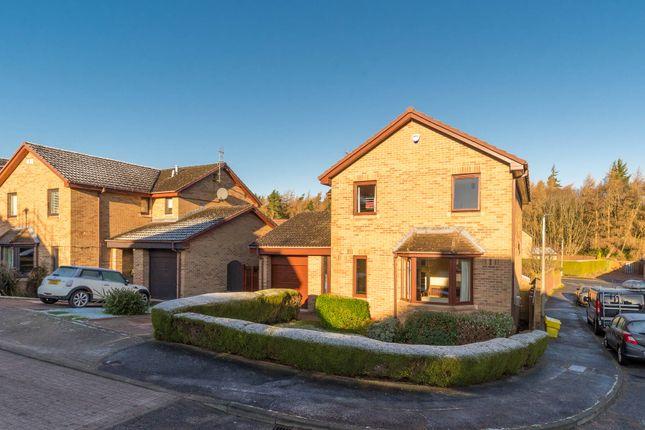 Thumbnail Detached house for sale in White Dales, Fairmilehead, Edinburgh