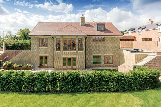 Thumbnail Detached house for sale in The Village Green, Mill Hill Village