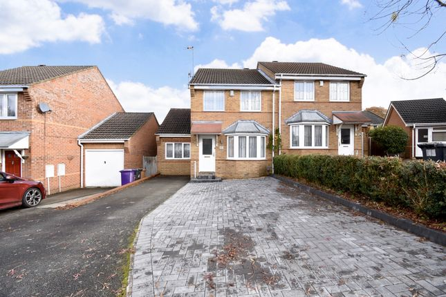 Thumbnail Semi-detached house for sale in Grasmere, Stevenage
