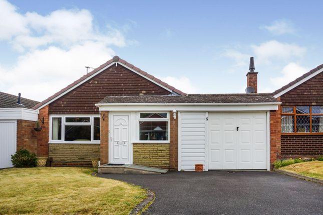 Thumbnail Detached bungalow for sale in Telford Avenue, Albrighton, Wolverhampton
