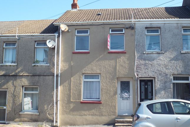 2 bed terraced house for sale in High Street, Tumble, Llanelli