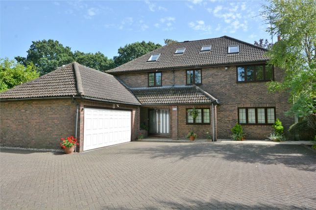 Thumbnail Detached house for sale in Rectory Road, Wokingham, Berkshire