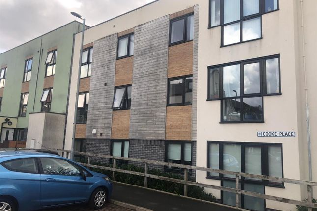 Thumbnail Flat to rent in Cooke Place, Salford