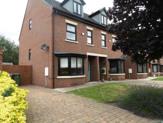 Thumbnail Semi-detached house for sale in Coppenhall Way, Sandbach, Cheshire