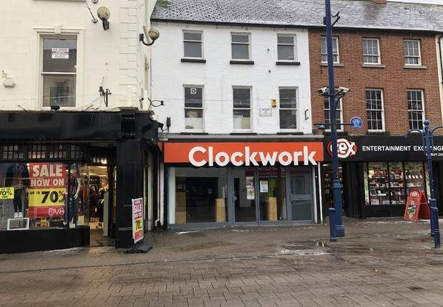 Thumbnail Retail premises for sale in Kingsgate Street, Coleraine, County Londonderry