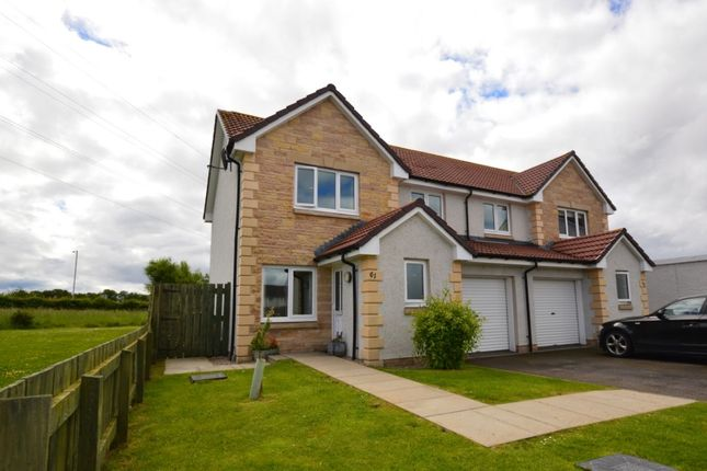Thumbnail Semi-detached house for sale in Pinewood Drive, Inverness