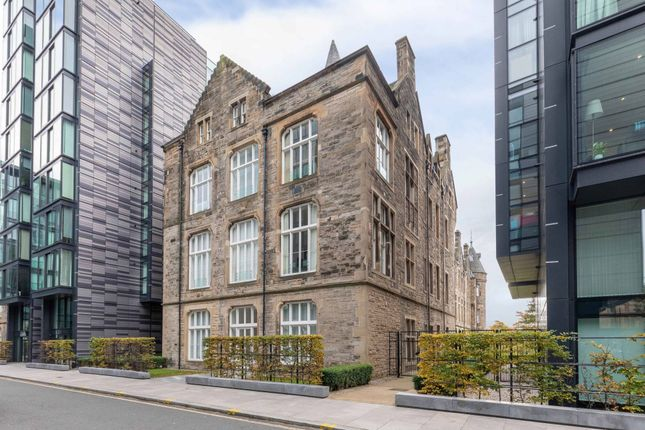 Flat for sale in Simpson Loan, Quartermile, Edinburgh