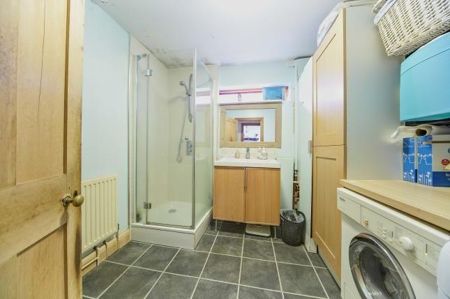 Shower Room of Salmons Lane, Whyteleafe, Surrey CR3