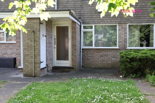 Thumbnail Flat for sale in Linkway Gardens, Leicester