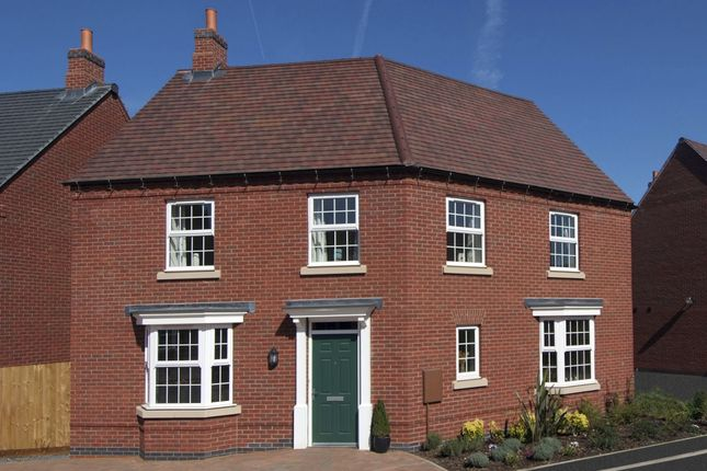 "Thumbnail Detached house for sale in ""Ashtree"" at Dunbar Way, Ashby-De-La-Zouch"