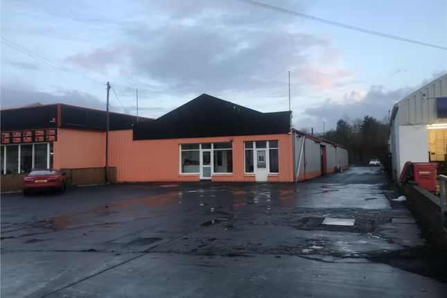 Thumbnail Warehouse to let in Former Cymru Tyres, Pensarn Road, Carmarthen, Carmarthenshire