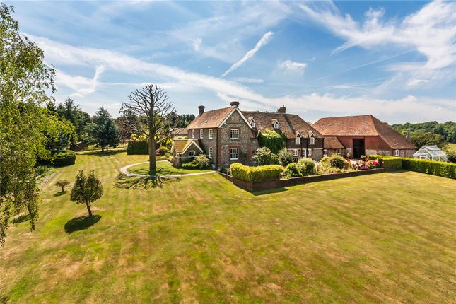 Thumbnail Detached house for sale in Beddlestead Lane, Chelsham, Surrey