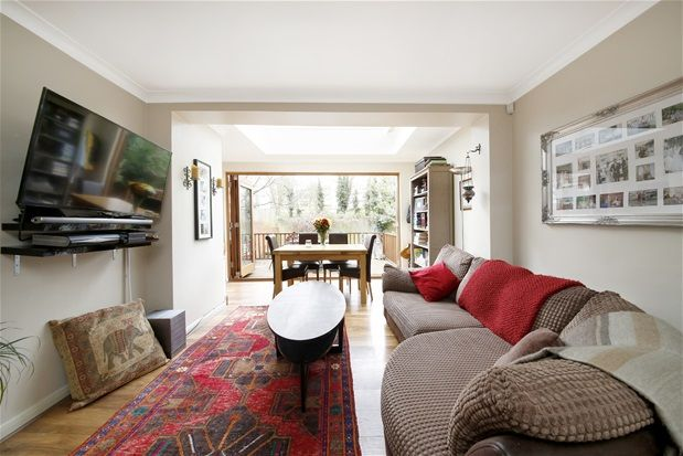 Thumbnail Semi-detached house for sale in Colby Road, London